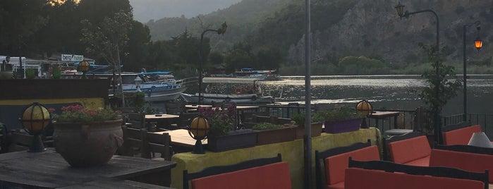 Dalyan Camping is one of Tempat yang Disukai Deniz.
