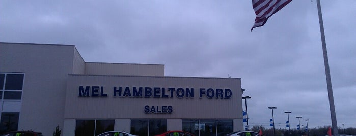 Mel Hambelton Ford is one of Places To Shop.