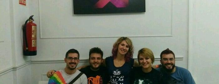 The X-Door Madrid is one of Room Escape.
