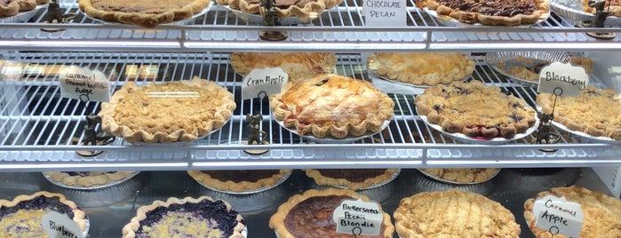 Baked Pie Company is one of Asheville.