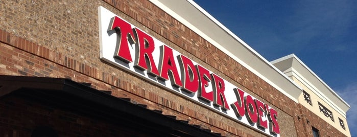 Trader Joe's is one of Lieux qui ont plu à Brian.
