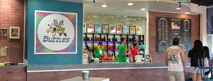 Buzzles Shaved Ice is one of Places To Visit In Houston.