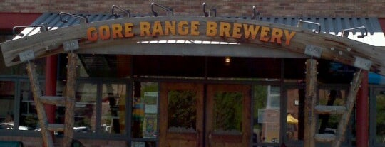Gore Range Brewery is one of Dan 님이 좋아한 장소.