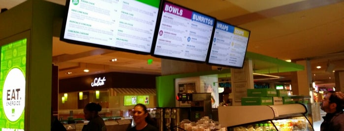 Freshii is one of Restaurant..