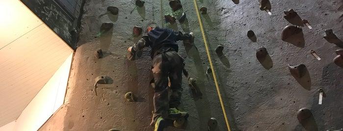 Wild Walls Climbing Gym is one of Spokane.