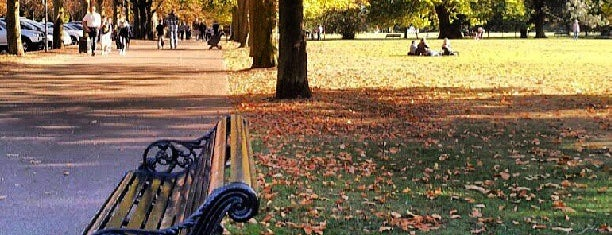 Greenwich Park is one of Greenwich and Docklands; London.