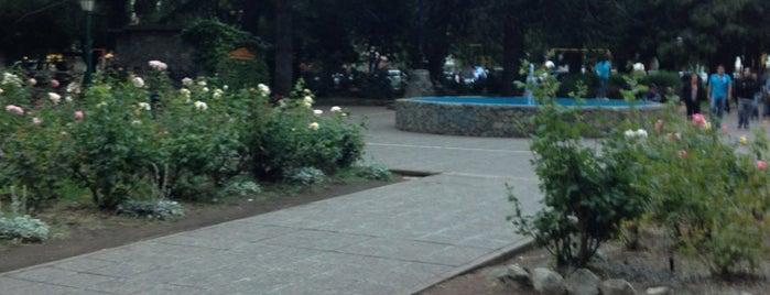 Plaza Sarmiento is one of Locais curtidos por Gabriel.