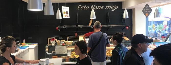 LOVE Horno Artesano is one of Sevilla.