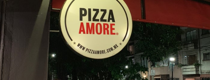 Pizza Amore is one of Pizza love ❣️.