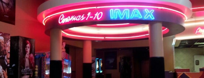 Regal Mall of Georgia IMAX & RPX is one of Katherineさんのお気に入りスポット.