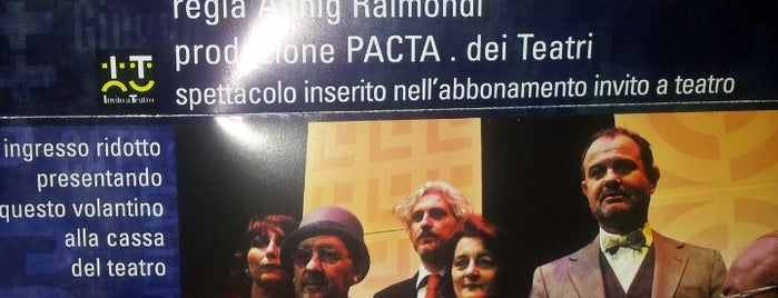 Teatro Oscar is one of NABA WeMap.