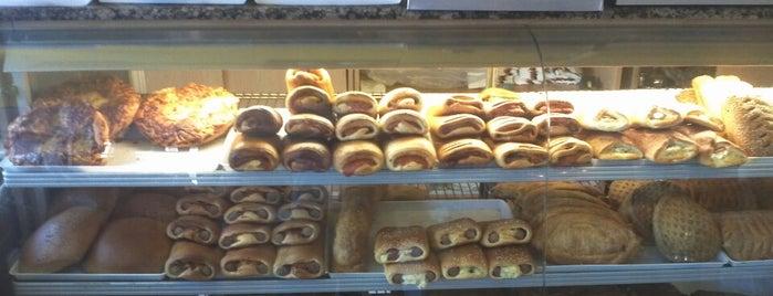 Santa Irini Bakery is one of Santorini.