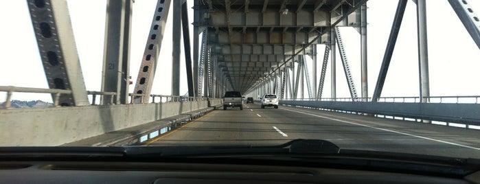 Richmond-San Rafael Bridge is one of #RealUS.