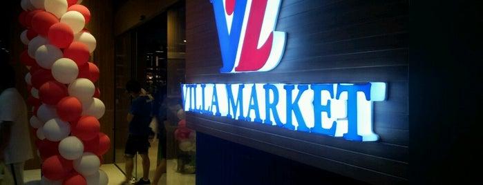 Villa Market is one of Lieux qui ont plu à Yodpha.