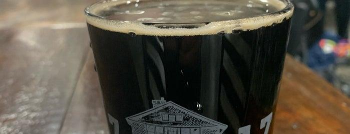 1717 Brewing Company is one of Orte, die Austin gefallen.