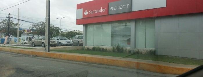 Santander Select is one of Tempat yang Disukai Joaquin.