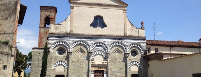 Piazza San Bartolomeo is one of Pistoia.