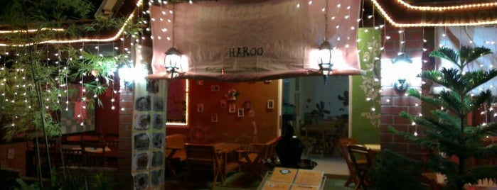 Haroo Late Night Bistro Cafe is one of Langkawi Gems.