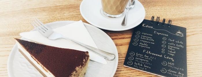 Charlie's Coffee & Garden is one of Kde si pochutnáte na kávě doubleshot?.