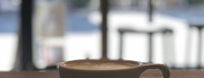 Birch Coffee is one of Davidさんのお気に入りスポット.