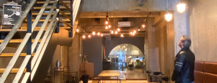 Sensing Touch of Earth is one of Coffee Shop East Tokyo.