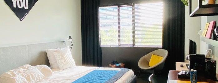 The Student Hotel Amsterdam City is one of Alan : понравившиеся места.