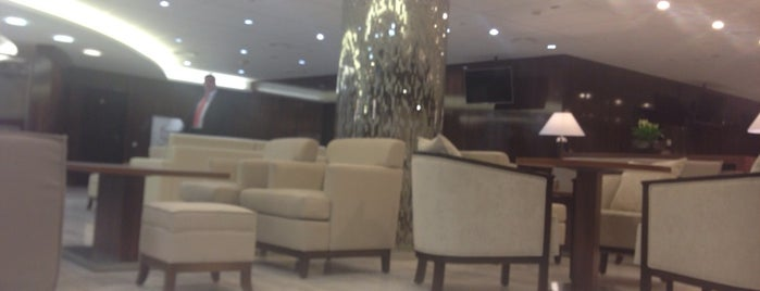 VIP Lounge (international) is one of Locais salvos de Orietta.