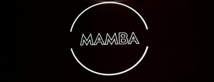 Club Mamba is one of Santiago.