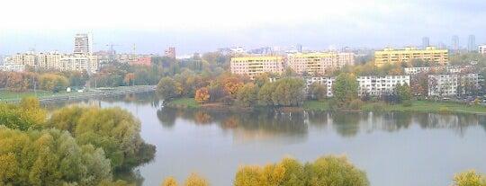 Парк «Курасовщина» is one of Europe.