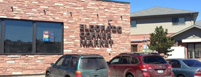 Eldorado Corner Market is one of andrew 님이 좋아한 장소.
