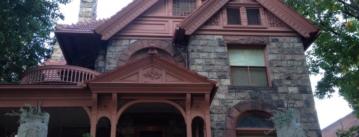 Molly Brown House Museum is one of Denver Places.