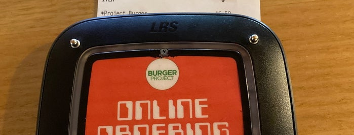 Burger Project is one of Sydeny.