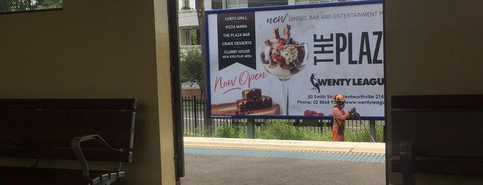 Platforms 1 & 2 is one of Sydney Train Stations Watchlist.