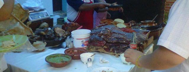 Tacos el Morelia is one of Sur.