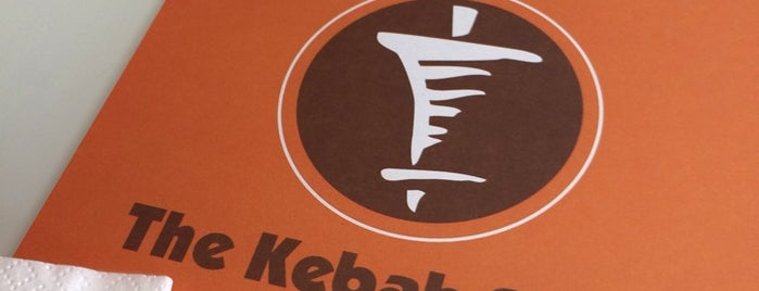 The Kebab Shop is one of Dubai Cafe Must Try.