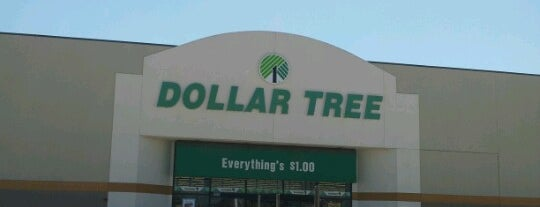Dollar Tree is one of Lieux qui ont plu à ESTHER.