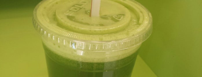 Juiceateria is one of Local Eats.