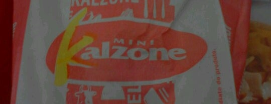 Mini Kalzone is one of Shopping Park Europeu.
