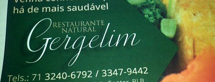 Gergelim is one of Vegan SSA.