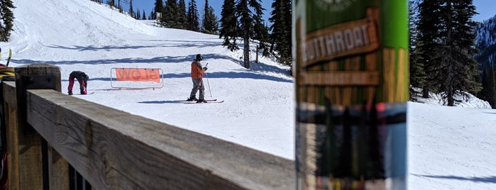 Paradise Lodge - Red Mountain is one of World favourites.