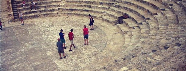 Kourion Archeological Site is one of Cypress Hill.