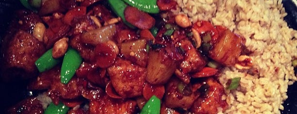 Pei Wei is one of Lukas' South FL Food List!.