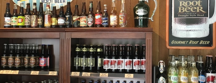 The Root Beer Store is one of Seattle restaurants to try.