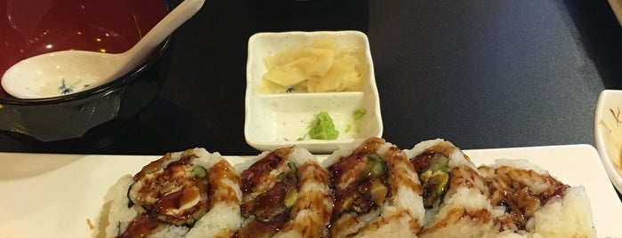 IOU Sushi III is one of Alexisさんのお気に入りスポット.