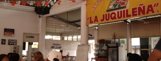 Restaurante La Juquileña is one of Puerto.