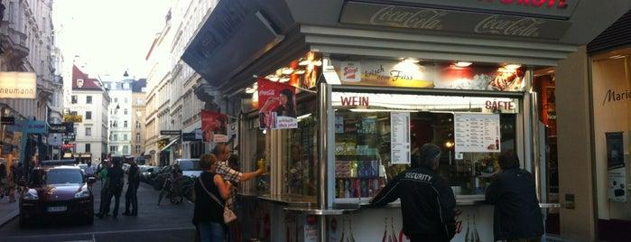Wiener Würstl is one of Wien.