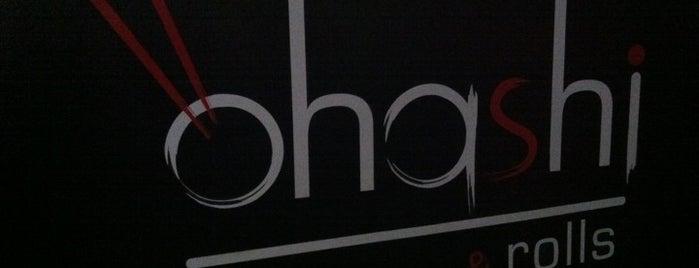 Ohashi is one of Lo tengo que visitar!.