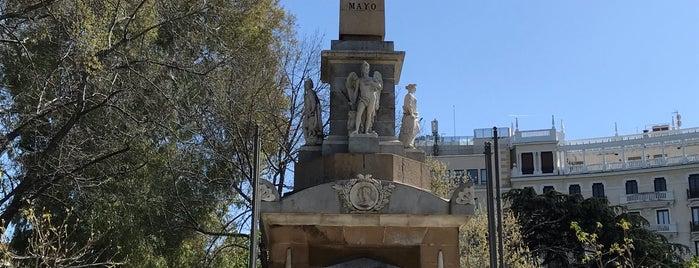 Monumento del Dos de Mayo is one of Lieux qui ont plu à jordi.