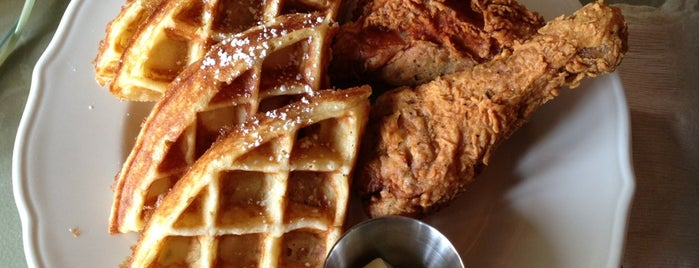 Sweet Chick is one of NYC's Must-Eats, Various.