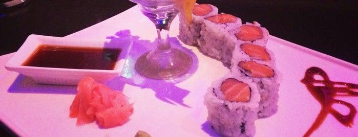 Fancy Sushi is one of Katie'nin Kaydettiği Mekanlar.